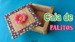 getlinkyoutube.com-Caja de Palitos de Paleta - floritere - 2013
