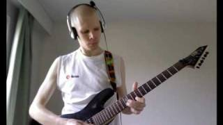 Teenage Mutant Ninja Turtles – Title Theme (Electric Guitar)
