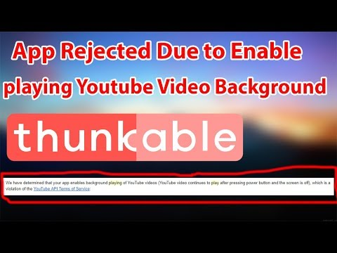 Download thumbnail for App rejected on Google play! Your app enables