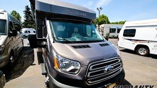getlinkyoutube.com-NEW 2017 Winnebago Fuse 23 A Class B+ Diesel Motorhome Video Tour • Guaranty.com