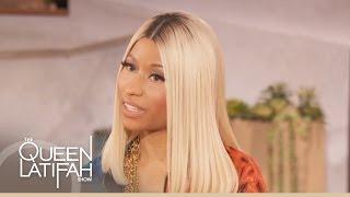getlinkyoutube.com-Nicki Minaj Talks Entrepreneurship and Being a Female Rapper on The Queen Latifah Show