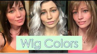 Wig Color Options | Rene of Paris, Amore, Noriko