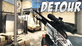 getlinkyoutube.com-CS:GO - SSG 08 | Detour Gameplay