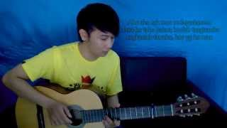 getlinkyoutube.com-(Wali) Jamin Rasaku - Nathan Fingerstyle Cover