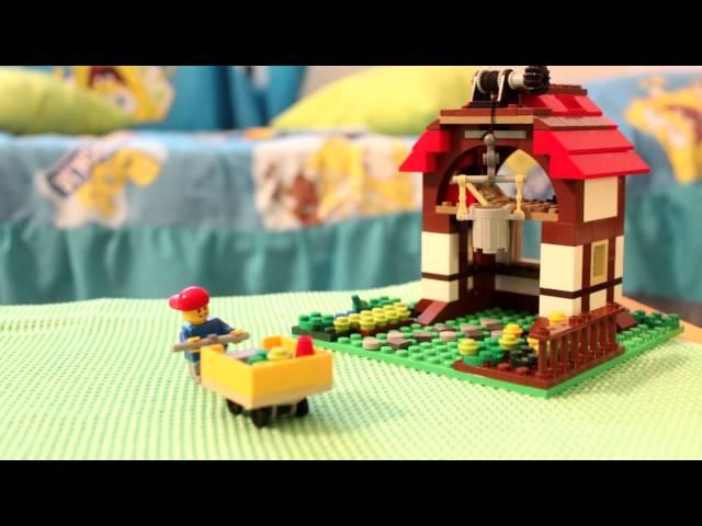 Tarde de Legos - Stopmotion