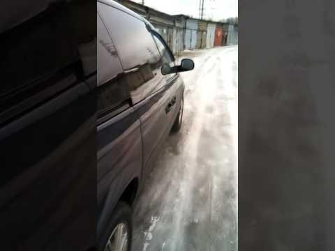 Повороты в зеркала додж караван