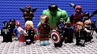 getlinkyoutube.com-Lego Avengers AGE OF EVIL