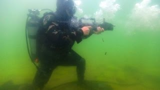 Rare Underwater Firearms 1960 to Present - (Secret Weapons )
