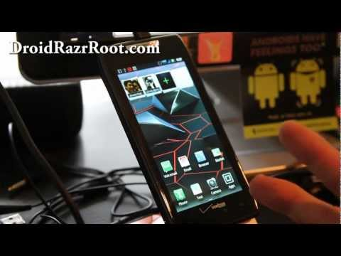 How to Root Droid Razr!