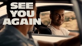 getlinkyoutube.com-Paul Walker Tribute - See You Again | Wiz Khalifa ft. Charlie Puth