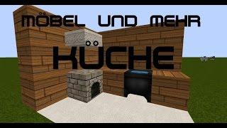 """getlinkyoutube.com-Minecraft """"Möbel und mehr"""" - Küchen (Einrichtung)"""