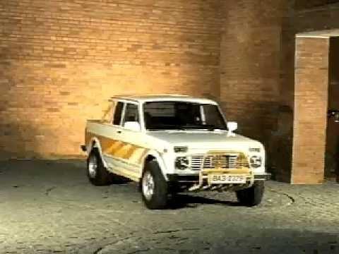 ВАЗ-2329, презентационный видеоролик АВТОВАЗа 1997 года
