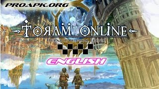 getlinkyoutube.com-RPG Toram Online English Gameplay IOS / Android