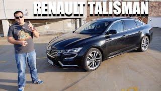 getlinkyoutube.com-Renault Talisman (PL) - test i jazda próbna