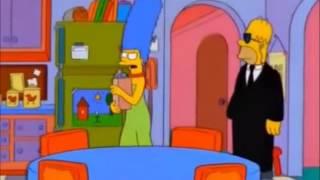 getlinkyoutube.com-La puerca esta en la pocilga [Los Simpson - Latino]