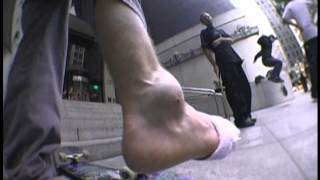 Ankle Annihilation ...In Slow-mo!