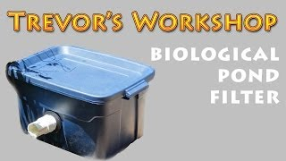 getlinkyoutube.com-Homemade Biological Pond Filter