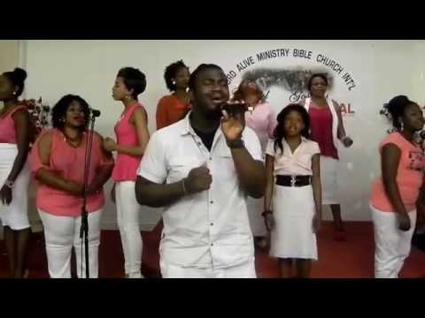 Word Alive Gospel Inspirational Choir 1