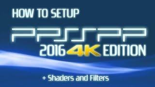 PPSSPP Emulator Complete Setup Guide (Sony PSP Emulator)