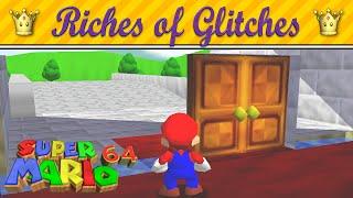 getlinkyoutube.com-Riches of Glitches in Super Mario 64 (Glitch Compilation)
