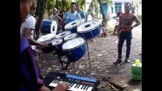getlinkyoutube.com-Latihan drumband Mawar di tangan melati dipelukan Arsela putra