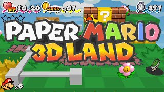 getlinkyoutube.com-Paper Mario 3D Land Trailer