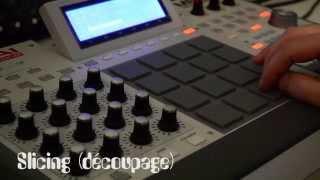 getlinkyoutube.com-Beatmaking Hip-Hop #1 100% Vinyl on AKAI MPC RENAISSANCE [N-eiviv Beatmaker/Dj]