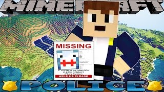 getlinkyoutube.com-Minecraft POLICE - SCUBA STEVE GOES TO PRISON!!