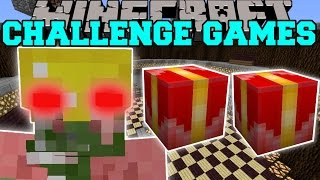 Minecraft: PIGMAN KING CHALLENGE GAMES - Lucky Block Mod - Modded Mini-Game