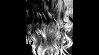 getlinkyoutube.com-Como ondular o cabelo com coque