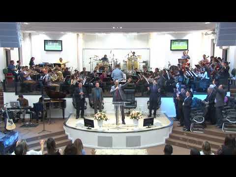 Orquestra Celebração - A Ele a glória - 12 11 2017