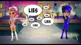 getlinkyoutube.com-Really Don't Care - Demi Lovato ft Cher Lloyd - Millie317 MSP Video