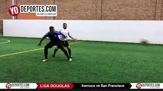 Iramuco vs. San Francisco Liga Douglas Domingo