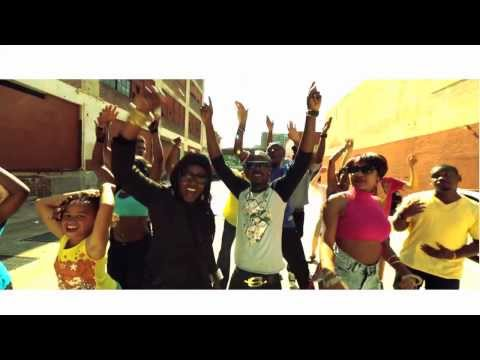 Fliptyce feat Yemi Alade - Gimme Some More (The Official Video) @yemialadee (AFRICAX5)