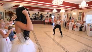 getlinkyoutube.com-Patrycja i Krystian PIERWSZY TANIEC cry to me do you love me