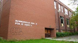 getlinkyoutube.com-Urban Exploration: Abandoned Public School