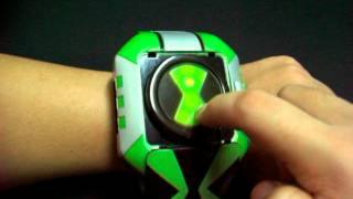getlinkyoutube.com-BEN 10 OMNIVERSE - Omnitrix Touch