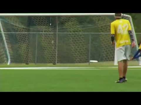 2013 UCF Ultimate Frisbee Highlights