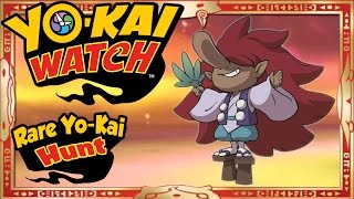getlinkyoutube.com-Yo-Kai Watch - RARE Yo-Kai Hunt 2 | Flengu, I Choose You!