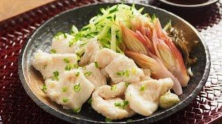 getlinkyoutube.com-水晶鶏の作り方、刺身風、サラダ風、ユッケ風