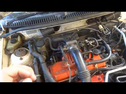 Причины плавающих оборотов двигателя на Mazda Demio