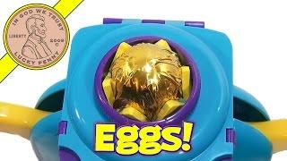 Surprise Chocolate Candy Egg Maker, John Adams - Make Kinder Style Eggs!