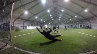 getlinkyoutube.com-Big League Dreams Indoor Soccer GoPro Goalkeeper