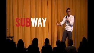 getlinkyoutube.com-Subway | Sebastian Maniscalco