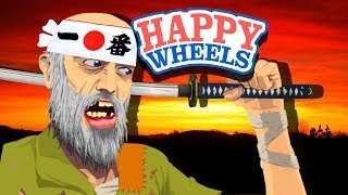 getlinkyoutube.com-THE FIRST SAMURAI - Happy Wheels