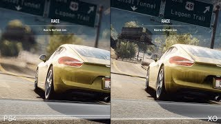 getlinkyoutube.com-Need for Speed Rivals: Xbox One vs. PS4 Comparison