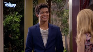 getlinkyoutube.com-Liv and Maddie - Featuring Jordan Fisher! - Official Disney Channel UK HD