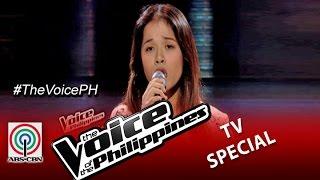 getlinkyoutube.com-Klarisse's Blind Audition on The Voice of the Philippines Season 2