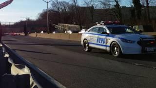 NYPD Detective Steven McDonald Funeral Motorcade