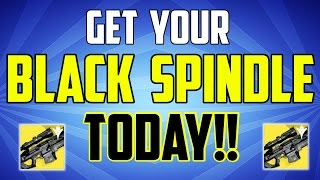 """getlinkyoutube.com-★ Destiny: Get Your Black Spindle TODAY!! """"How To Get Black Spindle"""" Daily"""
